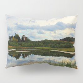 Weed Orchard Lake  Pillow Sham