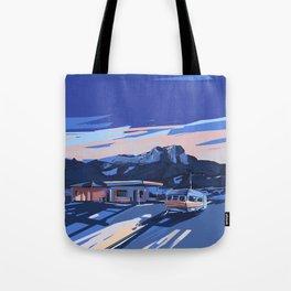 american landscape 3 Tote Bag
