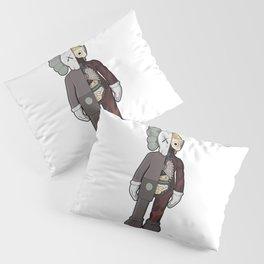 kaws paw  Pillow Sham