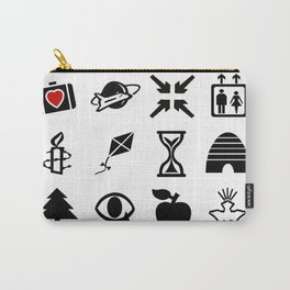 u2's all the things you can't leave - symbol Carry-All Pouch
