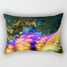 Antimatter tornado Rectangular Pillow