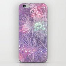 HAPPY NEW YEAR LIGHTS iPhone & iPod Skin