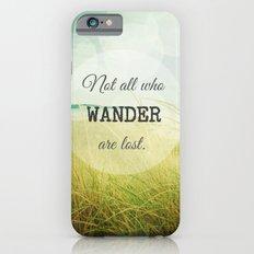 Wander iPhone 6s Slim Case