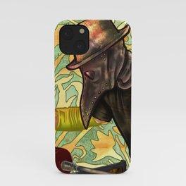 Plague Gaffer iPhone Case