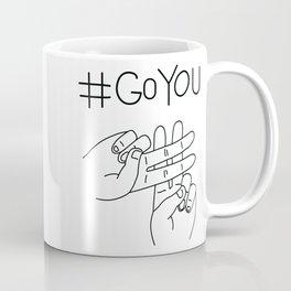 #GoYou Coffee Mug