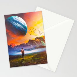 A Form Of Freedom Stationery Cards