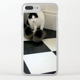 How Low Can YOU Go? Clear iPhone Case