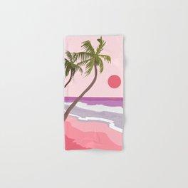 Tropical Landscape 01 Hand & Bath Towel