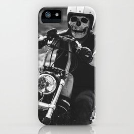 DEATH CANYON iPhone Case