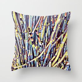 Pipeline Throw Pillow