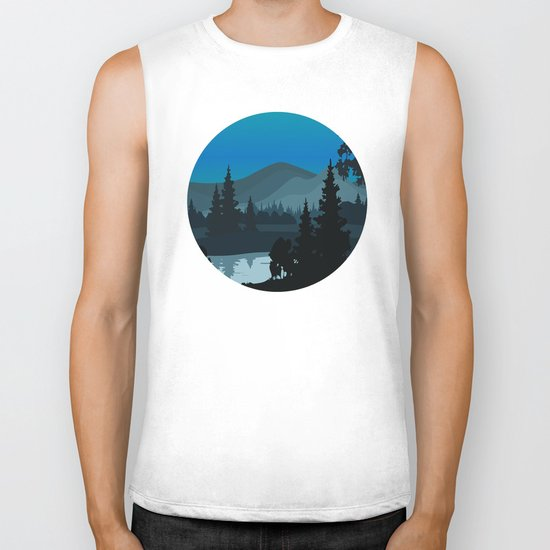 My Nature Collection No. 15 Biker Tank