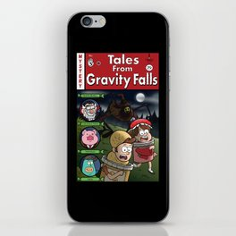 Tales from Gravity Falls iPhone Skin
