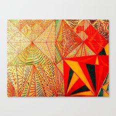 DayTrippin' Canvas Print