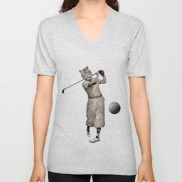 Anthropomorphic N°13 Unisex V-Neck