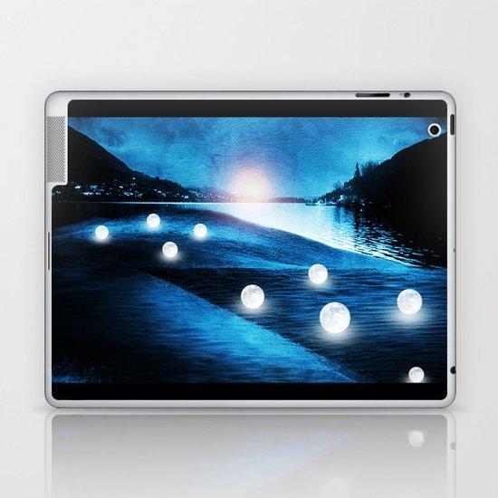 Field of lights Laptop & iPad Skin