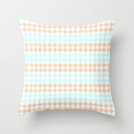 Little Diamonds Throw Pillow