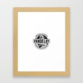 Indurstry Logo Framed Art Print