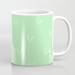 Two Leaves Coffee Mug