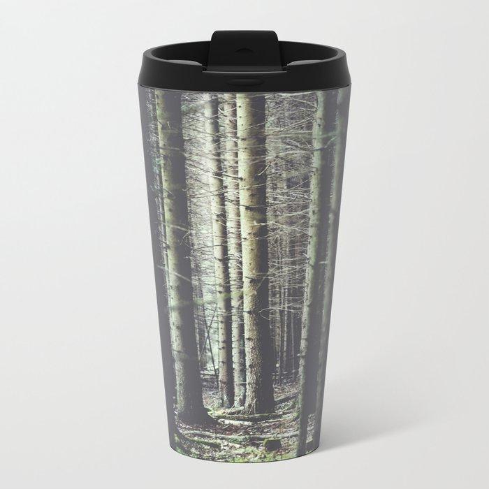 Forest feelings Metal Travel Mug