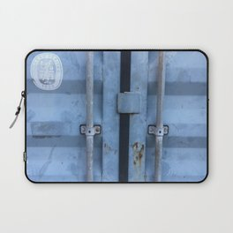 Shipping Container Doors Laptop Sleeve