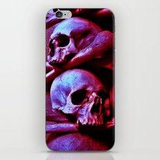 Skulls and Crossed Bones iPhone Skin