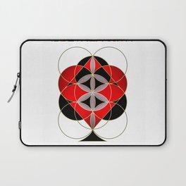 10GETHER WITH 2NE1 - Royal Blackjack Version Laptop Sleeve