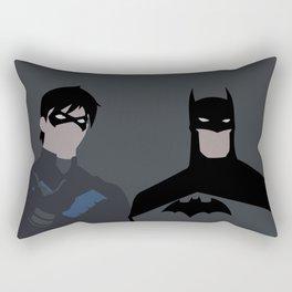 Young Justice Minimalism 1 Rectangular Pillow
