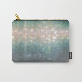 Evening Glowing Lights Abstract Carry-All Pouch
