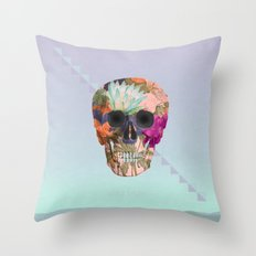Aloha Bitches Throw Pillow