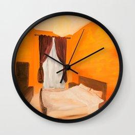 Hotel room Wall Clock