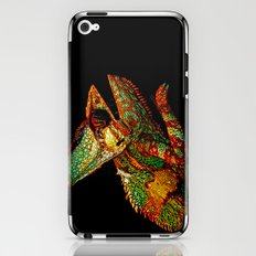 KARMA CHAMELEON iPhone & iPod Skin