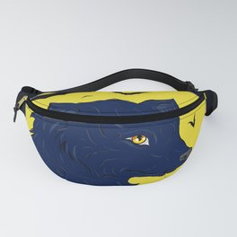 Wolf Moon Fanny Pack