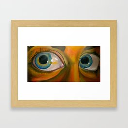 EyeseeYou Framed Art Print