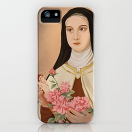 The Little Flower iPhone Case
