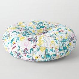 Sweet Butterflies Floor Pillow