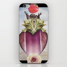 Health, Wealth, Love, and Infinite Self-Expression iPhone Skin