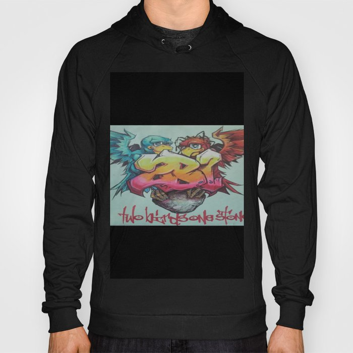 2B1 Carry The Weight Hoody