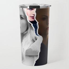 DARK SWAN / LIGHT SWAN Travel Mug