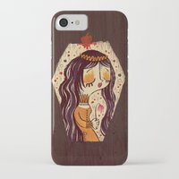snow white iPhone & iPod Cases featuring Snow White by Pigologist