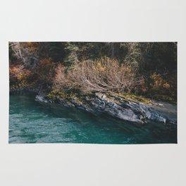 Glacial Stream II Rug