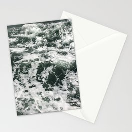 Beautiful waves Stationery Cards