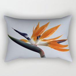 The bird of paradise flower Rectangular Pillow