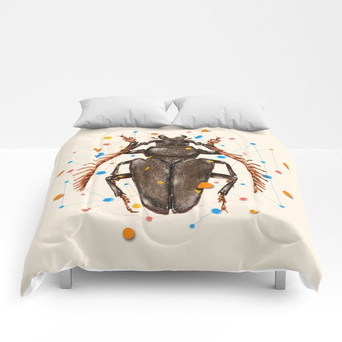 INSECT VIII Comforters
