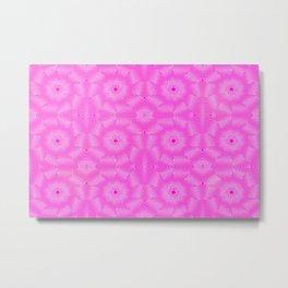 0612 Pink light version Metal Print