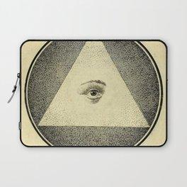 Pyramid Eye Laptop Sleeve