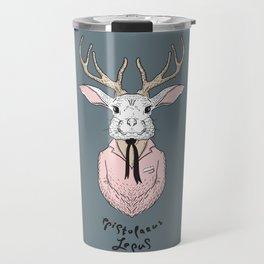 Epistolarus Lepus (brume) Travel Mug