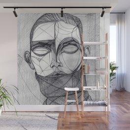 Alisa Ahmann by Txema Yeste - Artist: Leon 47 ( Leon XLVII ) Wall Mural