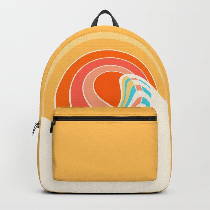 Sun Surf Backpack