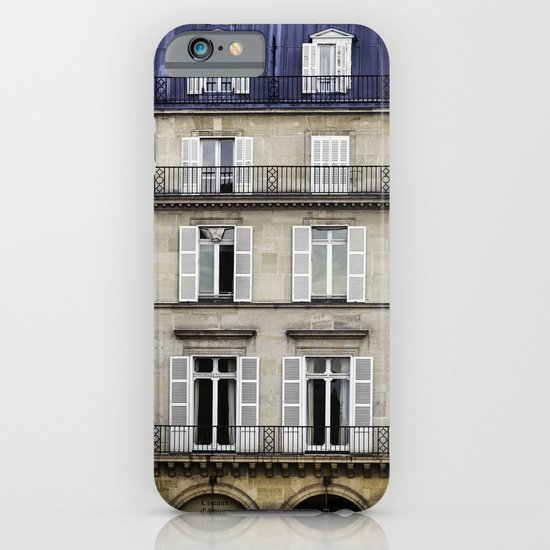 French Architecture iPhone & iPod Case