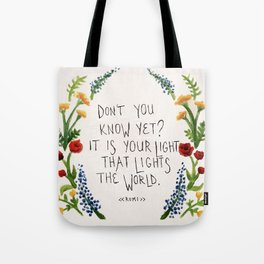 For Maddy.  Tote Bag